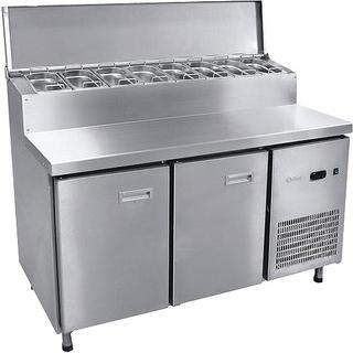 Стол охлаждаемый для пиццы Abat СХС-70-01П