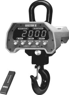 Крановые весы CAS Caston-II 5 THB
