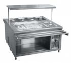 Охлаждаемый салат-бар на 8 гастроемкостей ПВВ(Н)-140СМ-01