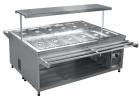 Охлаждаемый салат-бар на 12 гастроемкостей ПВВ(Н)-140СМ-02