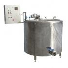 Комплект оборудования для приготовления, пастеризации и охлаждения рассолов и маринадов С-0807, произв. 250 л/ч
