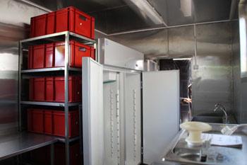 Модульный колбасный цех по переработке мяса от 200 до 400 кг/смену