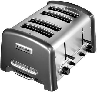 Тостер KitchenAid 5KTT890EPM серый металлик