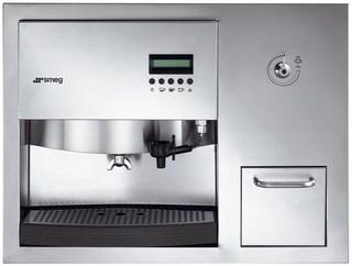 Встраиваемая кофемашина Smeg SCM1-1