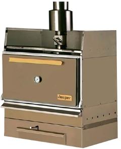 Печь на твердом топливе Josper HJX50MBC