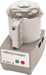 Кухонный процессор (куттер-овощерезка) Robot Coupe R201 E (2 ножа)