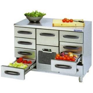 Холодильный стол Hackman (4321004) NT-1200-GN4-MGH-GN4