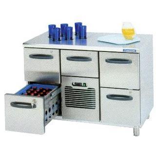 Холодильный прилавок для бутылок Hackman (4321012) NT-1200-BО2-MBO-B02