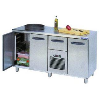 Холодильный стол Hackman (4321024) NT-1600-DSL-DSL-MPL-DSR