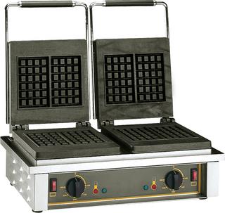 Гриль электрический для выпечки вафель Roller Grill GED 20