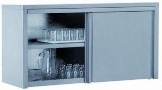 Полка кухонная закрытая ATESY ПЗК-1500