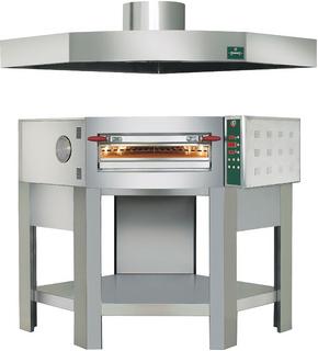 Печь для пиццы серии Cuppone EV835/1D