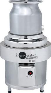Промышленный измельчитель пищевых отходов In Sink Erator SS-300