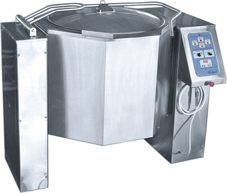 Котел пищеварочный Abat КПЭМ-250 ОМ с миксером