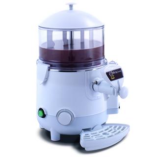 Аппарат для приготовления горячего шоколада Starfood 10L (белый)