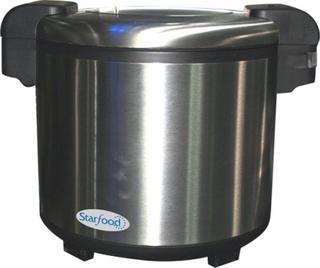 Термос для риса Starfood SF-8000/SS