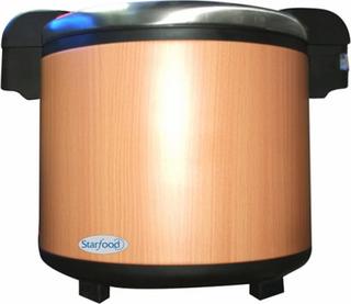 Термос для риса Starfood SF-8000/Wood