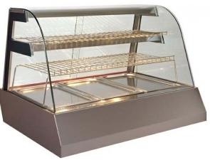 Витрина холодильная настольная UNIS Kentucky Cold 3GN1/1 High