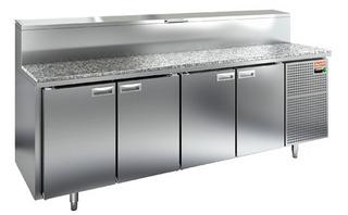 Стол охлаждаемый для пиццы HICOLD PZ1-1111/GN (1/3) гранит