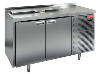 Стол охлаждаемый для салатов HICOLD SL1-11GN (крышка)
