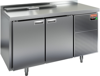 Стол охлаждаемый для салатов HICOLD SL2-11GN (крышка)