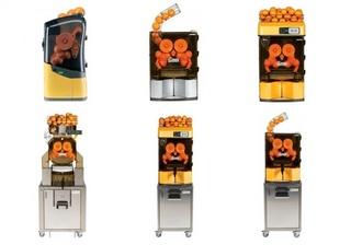 Соковыжималка для цитрусовых автоматическая Zumex 38 Digital (Speed D Tank Podium)