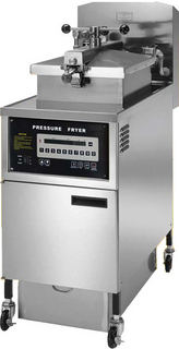 Фритюрница для жарки под давлением Kocateq PFE 600
