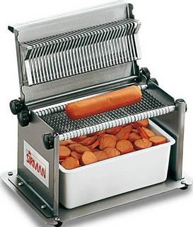 Аппарат для нарезки хот-догов SIRMAN TW 6