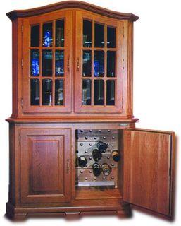 Винный шкаф OAK 86W-lux