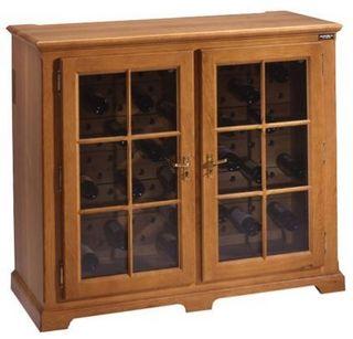 Винный шкаф OAK W114C2t
