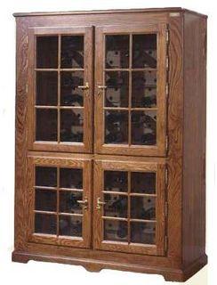 Винный шкаф OAK W250C2t