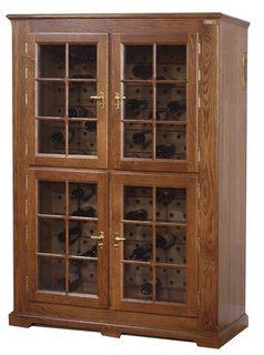 Винный шкаф OAK W268C