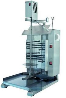 Установка для приготовления мяса электрическая ATESY Шаурма-3 ЭЛ М