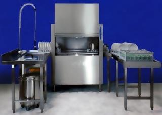 Тоннельная посудомоечная машина Elettrobar NIAGARA 2150 SAWY