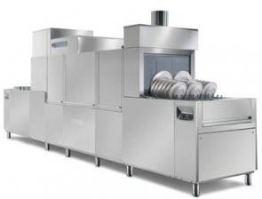 Тоннельная посудомоечная машина Dihr FX250DX FC90/2