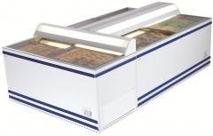 Ларь морозильный AHT Salzburg 83/250, сер. бамп.
