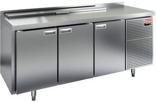 Стол охлаждаемый для салатов HICOLD SL2-111SN