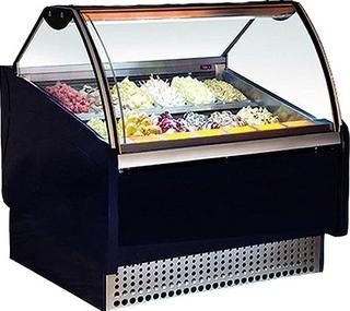 Витрина для мороженого Koreco Sunny 16
