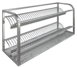 Полка настенная для сушки посуды Техно-ТТ ПН-329/900