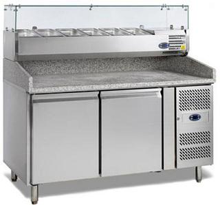 Стол холодильный пиццерийный Coreco MR-80-150 P