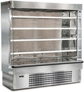 Стеллаж холодильный MONDIAL ELITE JOLLY CP 19 INOX