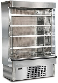 Стеллаж холодильный MONDIAL ELITE JOLLY CP 14 INOX