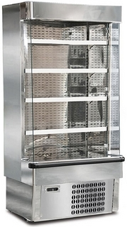 Стеллаж холодильный MONDIAL ELITE JOLLY CP 10 INOX