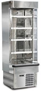Стеллаж холодильный MONDIAL ELITE JOLLY CP 7 INOX