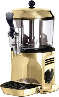 Аппарат для горячего шоколада UGOLINI DELICE GOLD 3л