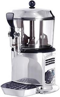 Аппарат для горячего шоколада UGOLINI DELICE SILVER 3л
