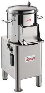 Картофелечистка SIRMAN PPJ 10 SC 3Ф на подставке