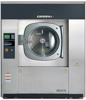 Стиральная машина Girbau HS-6110 (пар, Inteli Control)