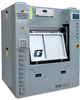 Барьерная стиральная машина Girbau BW 360 (пар)