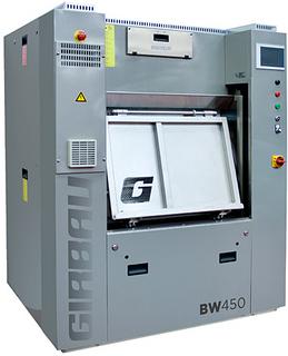Барьерная стиральная машина Girbau BW 450 (пар)